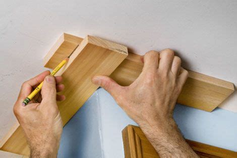 pro tips  installing crown molding   cut crown molding