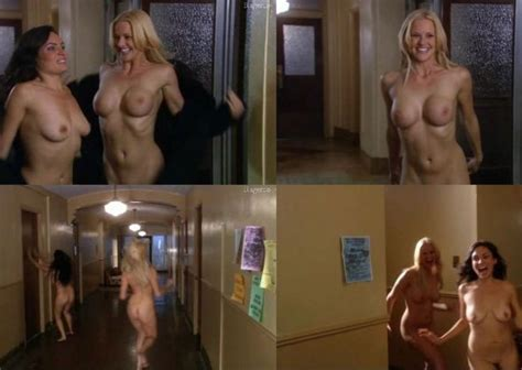 Naked Sandra Luesse In Co Ed Confidential