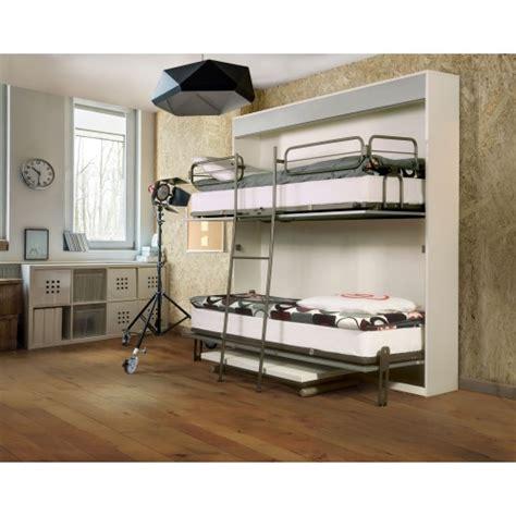 canape concept armoire lits superposés lit superposé rabattable