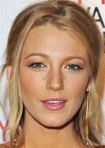 Light Brown Eyeliner 20 Best Celebrity Makeup Ideas For Blue Eyes Herinterest Com