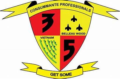Battalion Insignia Marines 5th 3rd Marine Usmc