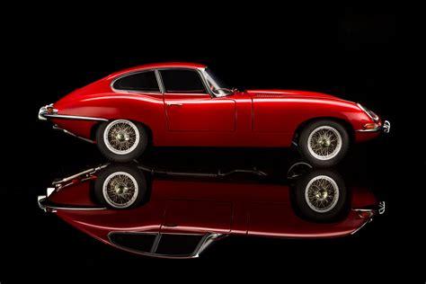 Jaguar E Type Wallpaper ·①