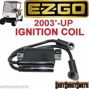 Ezgo Golf Cart 2003 U0026 39