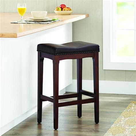 walmart kitchen island with stools saddle counter stools innovative home ideas collection 8901