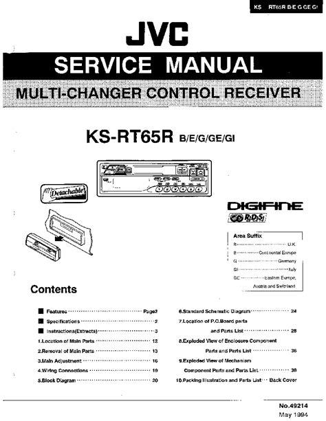 jvc kd r401 wiring diagram 26 wiring diagram wiring diagrams honlapkeszites co