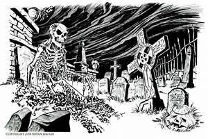 Skull and Cross by BryanBaugh on DeviantArt