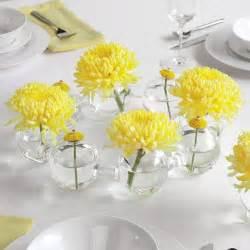 Cheap Wedding Flower Simple Centerpiece Ideas