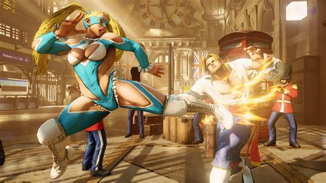 R Mika Is Confirmed For Street Fighter V Niche Gamer