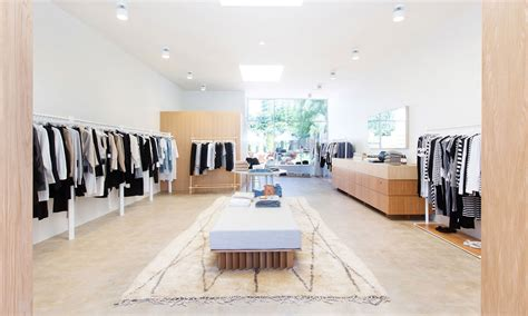 l stores los angeles bassike clothing store los angeles vogue