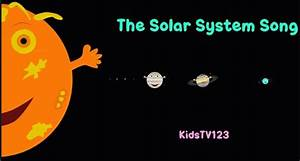 The Solar System Song KidsTV123 (page 3) - Pics about space
