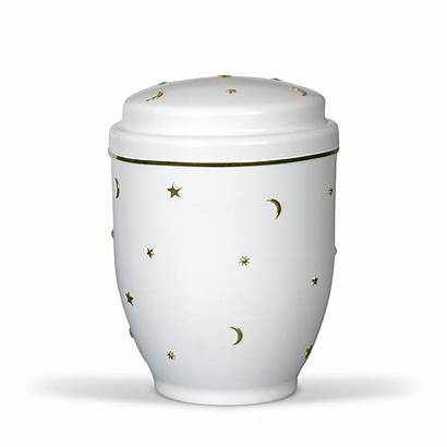 Urn Ashes Cremation Moon Child Funeral Sun
