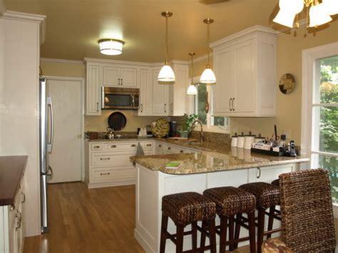 shaped kitchen layout with peninsula the basic designs of peninsula kitchen layout home decor L
