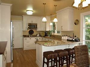 The Basic Designs of Peninsula Kitchen Layout - Home Decor