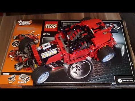 lego technic alternative lego technic 8070 alternative model building