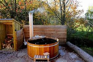 Cedar Hot Tub : wood fired cedar hot tub culbin edge ~ Sanjose-hotels-ca.com Haus und Dekorationen