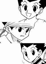 Hunter Gon sketch template