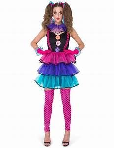 d guisement clown du carnaval femme deguise toi achat de d guisements  adultes. deguisement ... 2c1eb1f83b1