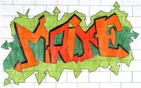 graffiti mit dem eigenen namen graffiti mit dem eigenen