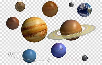 Solar System Planets Planet Clipart Space Nine