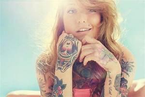 Tatuajes para Mujeres Fotos y Diseños de Tatuajes