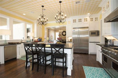yellow and white kitchen cabinets 30 beautiful white kitchens design ideas designing idea 1985