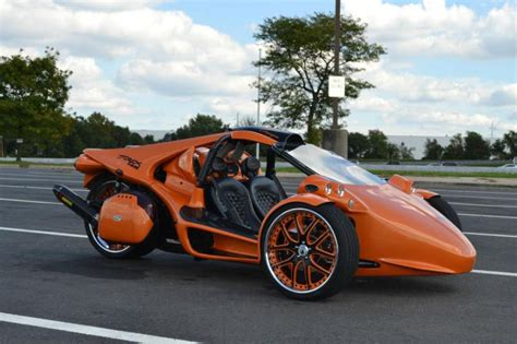 Buy 2010 Campagna T-rex Motorcycle 1400r On 2040-motos