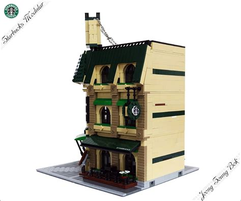 Shop etsy, the place to express your creativity through the buying and selling of handmade and vintage goods. LEGO IDEAS - Product Ideas - LEGO Starbucks Cafe Modular