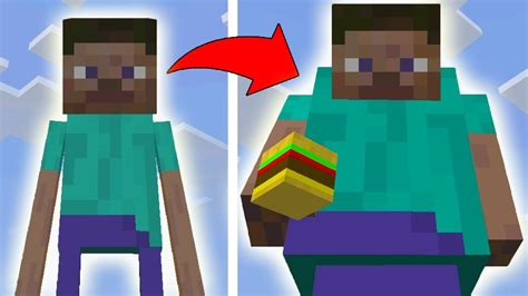 You Should Never Get Steve Fat In Minecraft Pe (realistic