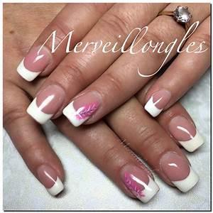 Ongles Pinterest : decoration ongles plumes ~ Melissatoandfro.com Idées de Décoration