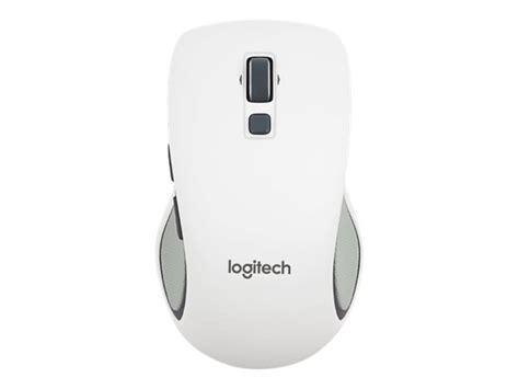logitech m560 souris usb blanc souris sans fil