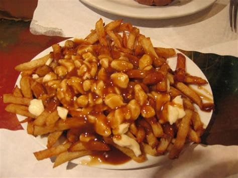 poutine cuisine the daily perversion