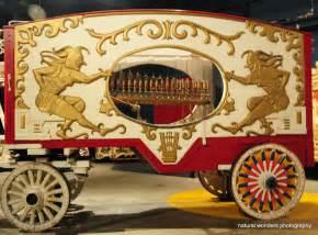 Circus Calliope Wagon