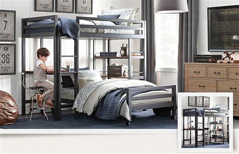 black white blue boys room bed cover modern olpos design