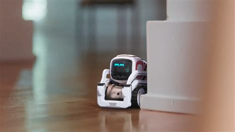 ankis  cozmo ad shows  mischievous toy robot pulling