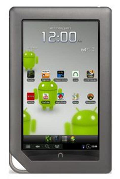 nook for android the easy way to turn your nook color into an android