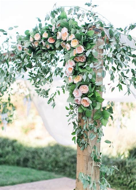 ceremony arch arches and garden roses on pinterest