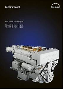 Man Marine Diesel Engines R6