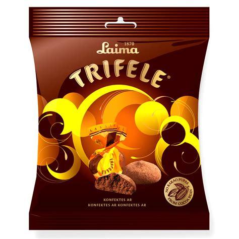 Konfektes LAIMA Trifeles, 160 g   Officeday Latvia