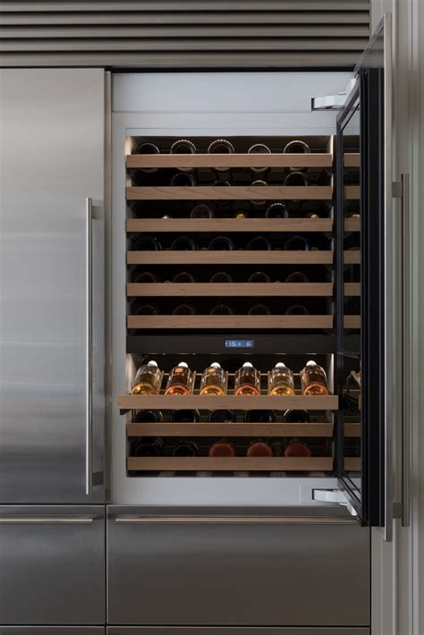 Sub Zero Wine Storage Humphrey Munson Kitchens