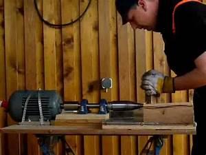 Hackklotz Selber Bauen : kegelholzspalter eigenbau holzspalter drillkegel ~ Watch28wear.com Haus und Dekorationen