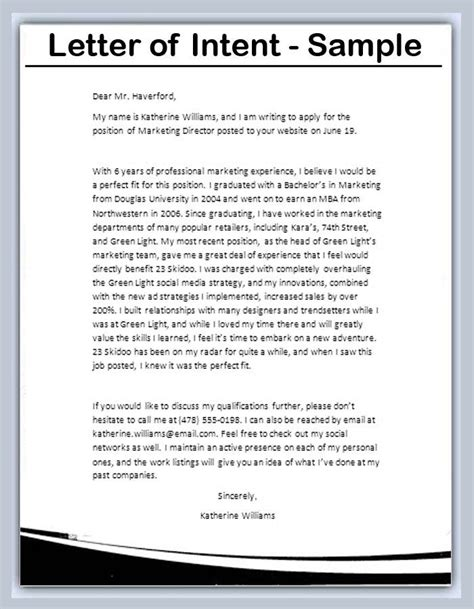 letter  intent ideas  pinterest graduate