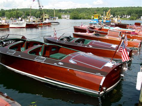 Boat Manufacturers Show by Meredith New Hshire Classic Boat Show New England S