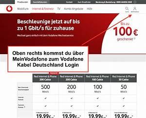Vodafone Kabel Online Rechnung : vodafone kabel deutschland login zum kundenportal login ~ Haus.voiturepedia.club Haus und Dekorationen