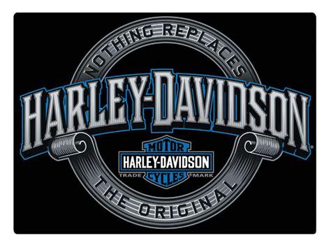Harley-davidson Irreplaceable H-d Embossed Tin Sign, 17 X