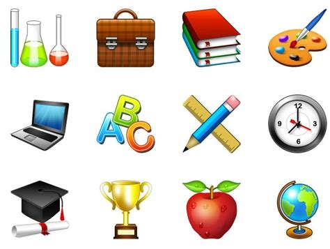 20 Best Education Icons Images On Pinterest