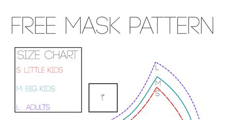 facemaskpdf face mask tote bags sewing sewing hacks