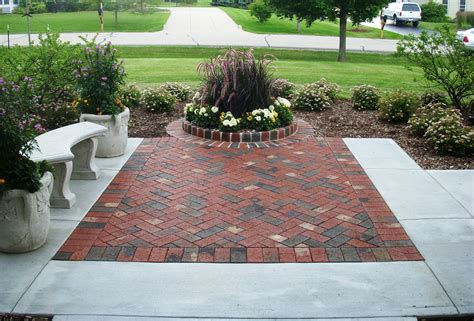 Brick Patio by Patio Renewal Reflections From Wandsnider Landscape