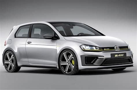 Vw R 400 by Vw Golf R 400 Directed For Production