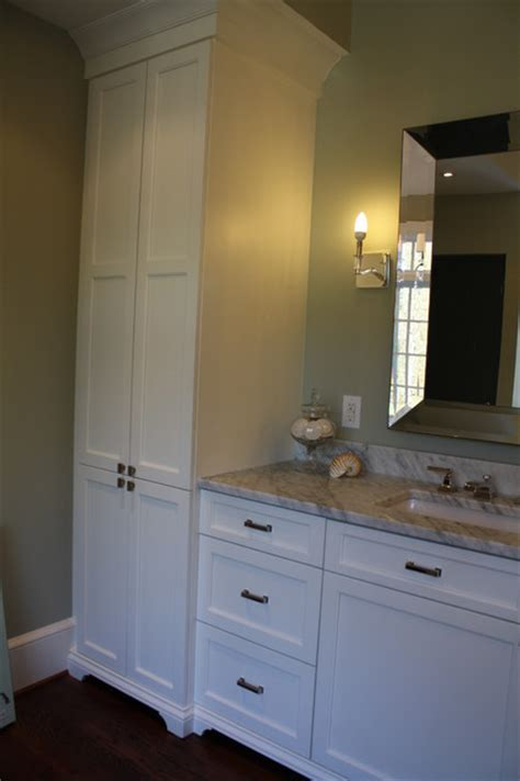 matching    master bath vanities  towers