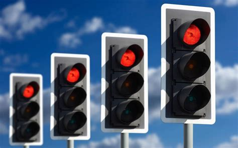 Calls For Traffic Lights To Be Switched Off As Study Finds